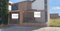 01745 SE VENDE BONITA CASA CON ESPACIOS AMPLIOS EN CANTERAS DE SAN JOSÉ,AGS